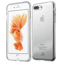 "Skaidrus dėklas Apple iPhone 7 Plus / 8 Plus ""Mercury Clear"""