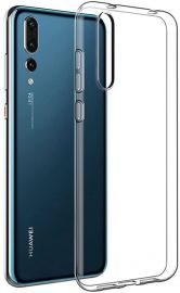 """Skaidrus dėklas Huawei P20 Pro / P20 Plus """"Mercury Clear"""""""