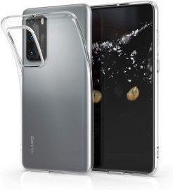 """Skaidrus dėklas Huawei P40 """"X-level Antislip"""""""