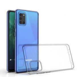 "Skaidrus dėklas Samsung Galaxy A31  ""X-level Antislip"""
