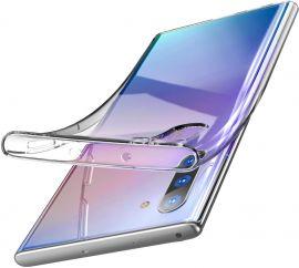 "Skaidrus dėklas Samsung Galaxy N970 Note 10 ""X-level Antislip"""