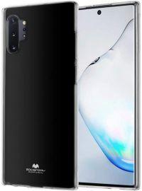 "Skaidrus dėklas Samsung Galaxy N975 Note 10 Plus ""Mercury Clear"""