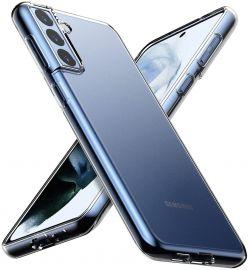 "Skaidrus dėklas Samsung Galaxy S21 FE ""X-level Antislip"""