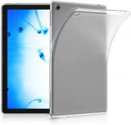 """Skaidrus silikoninis dėklas Huawei MediaPad M5 Lite 10.0 """"High Clear"""" 1.0mm"""