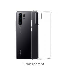 """Skaidrus silikoninis dėklas Huawei P30 Pro """"High Clear"""" 1.0mm"""