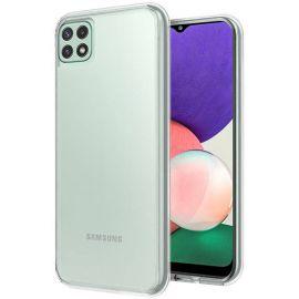 "Skaidrus silikoninis dėklas Samsung Galaxy A226 A22 5G ""High Clear"" 1.0mm"