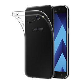 "Skaidrus silikoninis dėklas Samsung Galaxy A320 A3 2017 ""High Clear"" 1.0mm"