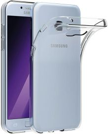 "Skaidrus silikoninis dėklas Samsung Galaxy A520 A5 2017 ""High Clear"" 0.3mm"