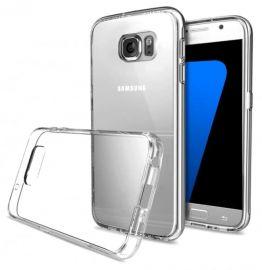 """Skaidrus silikoninis dėklas Samsung Galaxy G930 S7 """"Ultra Slim"""" 0.3mm"""