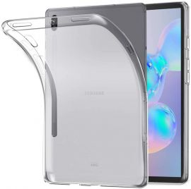 "Skaidrus silikoninis dėklas Samsung T870 / T875 Tab S7 11 ""High Clear"" 1.0mm"