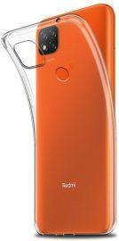 "Skaidrus silikoninis dėklas Xiaomi Redmi 9C ""High Clear"" 1.0mm"