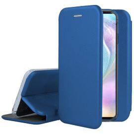 """Tamsiai mėlynas atverčiamas dėklas Huawei P30 """"Book Elegance"""""""