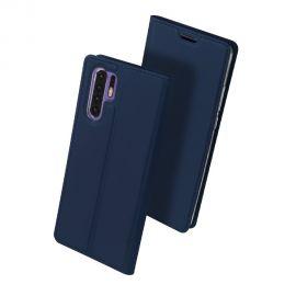 """Tamsiai mėlynas atverčiamas dėklas Huawei P30 Pro """"Dux Ducis Skin Pro"""""""