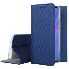 """Tamsiai mėlynas atverčiamas dėklas Huawei P30 Pro """"Smart Magnet"""""""