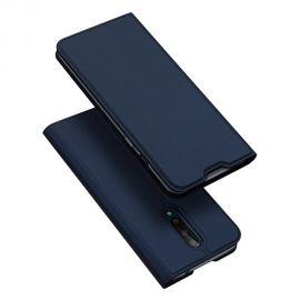 """Tamsiai mėlynas atverčiamas dėklas OnePlus 8 """"Dux Ducis Skin Pro"""""""