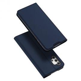 """Tamsiai mėlynas atverčiamas dėklas Samsung Galaxy A325 A32 4G """"Dux Ducis Skin Pro"""""""