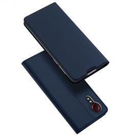 """Tamsiai mėlynas atverčiamas dėklas Samsung Galaxy G525 Xcover 5 """"Dux Ducis Skin Pro"""""""
