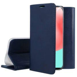 """Tamsiai mėlynas atverčiamas dėklas Samsung Galaxy G525 Xcover 5 """"Smart Magnetic"""""""