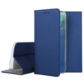 """Tamsiai mėlynas atverčiamas dėklas Samsung Galaxy Note 20 """"Smart Magnet"""""""