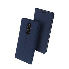 """Tamsiai mėlynas atverčiamas dėklas Sony Xperia 1 / XA4 """"Dux Ducis Skin Pro"""""""