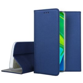 """Tamsiai mėlynas atverčiamas dėklas Xiaomi Mi Note 10 / Mi Note 10 Pro / Mi CC9 Pro """"Smart Magnet"""""""