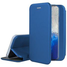"""Tamsiai mėlynas atverčiams dėklas Samsung Galaxy G981 S20 """"Book Elegance"""""""