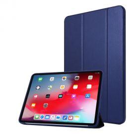 """Tamsiai mėlynas dėklas Apple iPad Pro 11 2018 / Pro 11 2020 / Pro 11 2021 """"Smart Leather"""""""