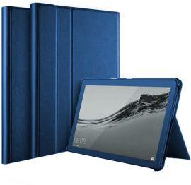"""Tamsiai mėlynas dėklas Lenovo Tab M10 Plus X606 10.3 """"Folio Cover"""""""