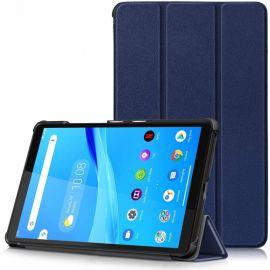 """Tamsiai mėlynas dėklas Lenovo Tab M8 8.0 """"Smart Leather"""""""