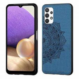 """Tamsiai mėlynas dėklas Samsung Galaxy A326 A32 5G """"Mandala"""""""