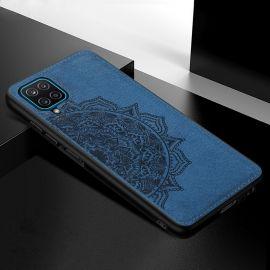 """Tamsiai mėlynas dėklas Samsung Galaxy A426 A42 """"Mandala"""""""