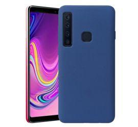 """Tamsiai mėlynas dėklas Samsung Galaxy A920 A9 2018 """"Mercury Soft"""""""