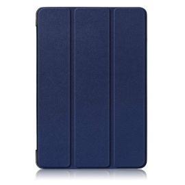 "Tamsiai mėlynas dėklas Samsung T580 / T585 Tab A 10.1 2016 ""Smart Leather"""