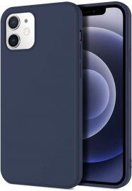 "Tamsiai mėlynos spalvos dėklas Apple iPhone 12 mini ""X-level Dynamic"""