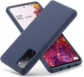 """Tamsiai mėlynos spalvos dėklas Samsung Galaxy S20 FE / S20 Lite """"X-level Dynamic"""""""