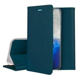 """Tamsiai žalias atverčiamas dėklas Samsung Galaxy S20 FE / S20 Lite """"Smart Magnetic"""""""