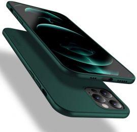 """Tamsiai žalias dėklas Apple iPhone 12 Pro Max """"X-level Guardian"""""""