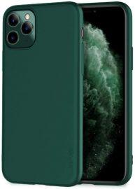 """Tamsiai žalios spalvos dėklas Apple iPhone 11 Pro Max """"X-level Guardian"""""""
