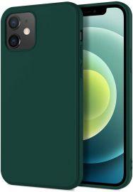 """Tamsiai žalios spalvos dėklas Apple iPhone 12 mini """"X-level Dynamic"""""""