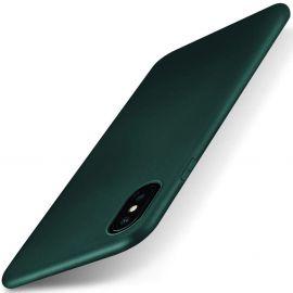 """Tamsiai žalios spalvos dėklas Apple iPhone X / XS """"X-level Guardian"""""""