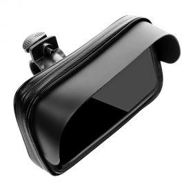Universalus telefono laikiklis, dviračiui, atsparus vandeniui 5,5-6,3 dydis
