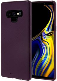 "Violetinis dėklas Samsung Galaxy N960 Note 9 ""Mercury Style Lux"""