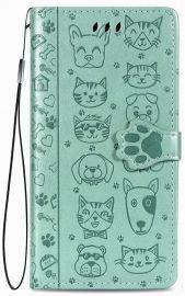 """Žalias dėklas Xiaomi Redmi 9C """"Cat-Dog"""""""