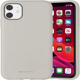Akmens spalvos dėklas Apple iPhone 11