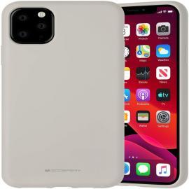 Akmens spalvos dėklas Apple iPhone 11 Pro Max