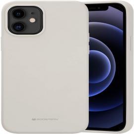 Akmens spalvos dėklas Apple iPhone 12 / 12 Pro
