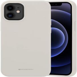 Akmens spalvos dėklas Apple iPhone 12 mini